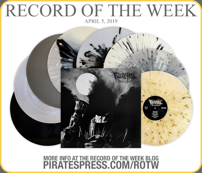 Record Of The Week April 5th, 2019