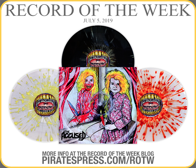 Record Of The Week July 5th, 2019