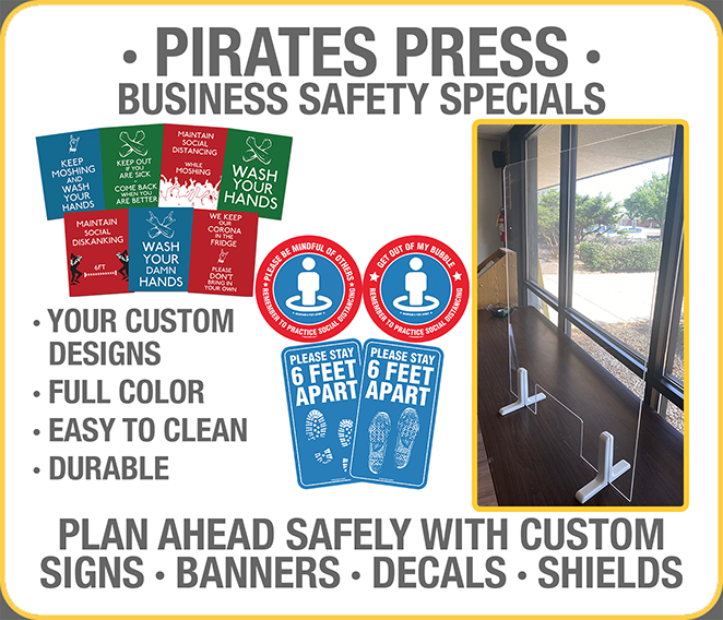 Business Safety Specials