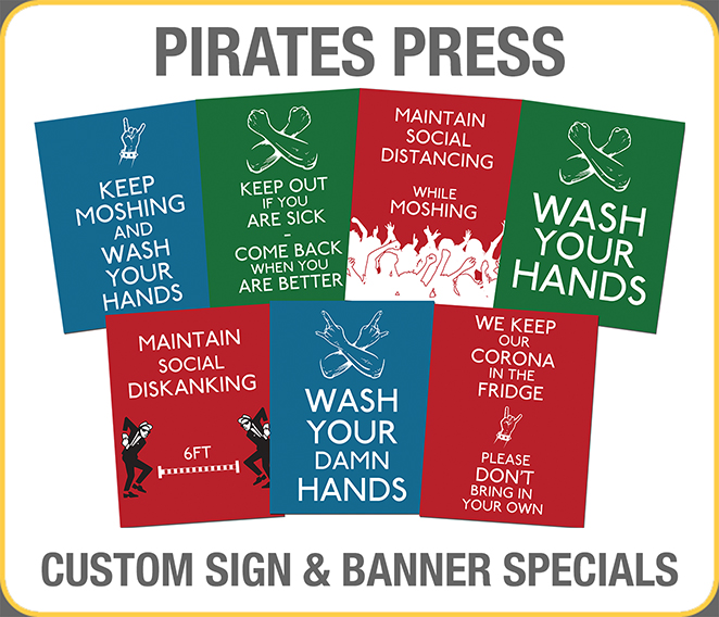 Custom Sign & Banner Specials
