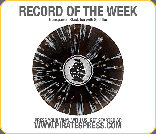 Record Of The Week March 05th, 2021