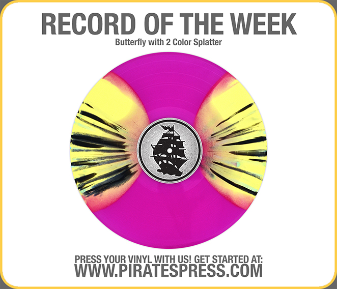 Record Of The Week March 19th, 2021