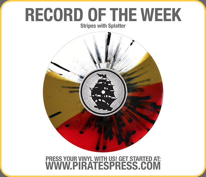 Record Of The Week April 09th, 2021