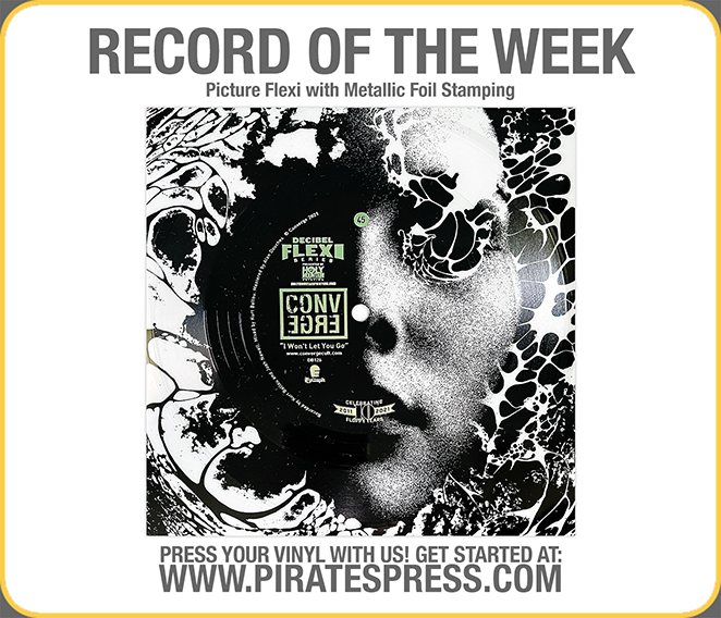 Record Of The Week April 16th, 2021