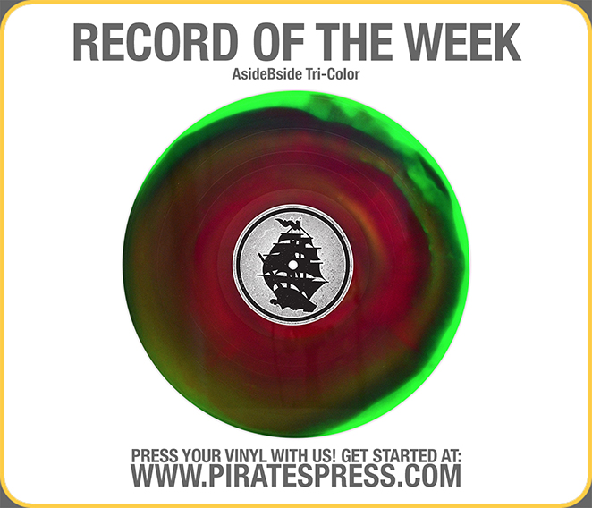 Record Of The Week April 23rd, 2021