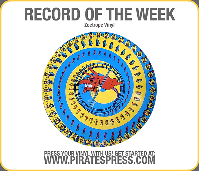 Record Of The Week June 25th, 2021