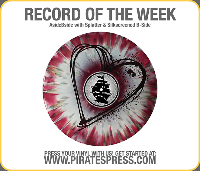 Record Of The Week July 23rd, 2021