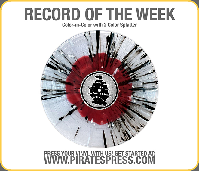 Record Of The Week September 03rd, 2021